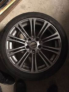 """18"""" E9x M3 rim 2006 and up"""