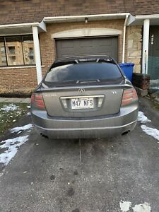 2004 Acura TL manual 6 speed dynamic package