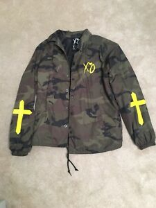 The Weeknd XO Bomber Medium (RARE)