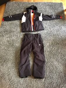 Descente Ski Jacket and Pants for a 12 or 13 y/o