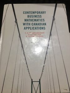 First year business books