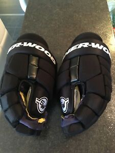 Sherwood BPM120 Pro Hockey Gloves 14.5""