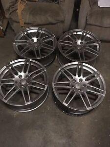 19 inch authentic Audi Rims! 5x112