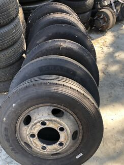 Light Truck Tyres 195/85/R16 LT Maddington Gosnells Area Preview