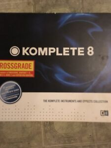 Komplete 8 Native Instruments Crossgrade