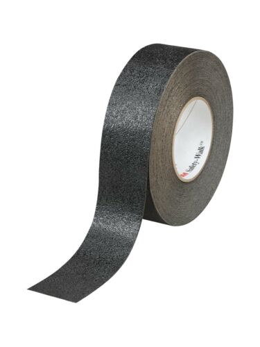 3M Safety-Walk 510 Black Slip-Resistant Grip Conformable Tapes Tread 2'' X 60 ft