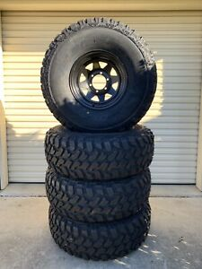 Cheap brand new 35's wheels and tyres Caboolture Caboolture Area Preview