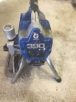 Paint Sprayer repsirs & painter  Graco 390,490,695!,new and used