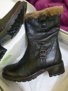Leather Boots Marangaroo Wanneroo Area Preview