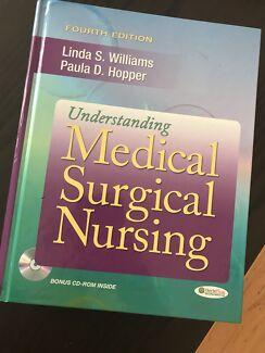 Medical surgical nursing fourth edn