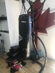 Training Bags - MMA Stand