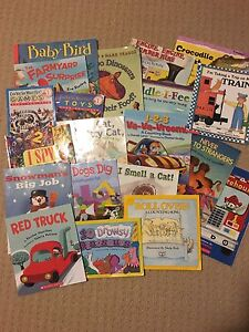 Early picture books