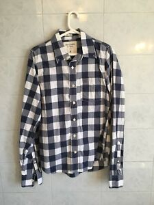 Abercrombie & Fitch Dress Shirt Size Large