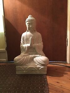 Ceramic Buddha Statue Pennant Hills Hornsby Area Preview
