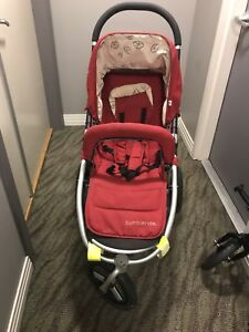 Bumbleride Indy Stroller, excellent condition