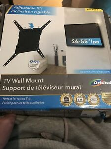 Wall tv mount