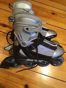 ABEC 5 rollerblades (Womens sz 8)