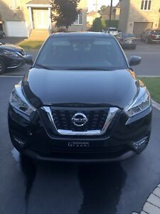 13 000KM Nissan KICKS SV   2018