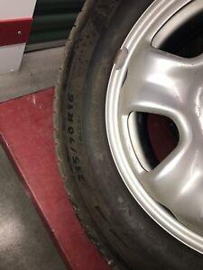 Used Tires Winnipeg >> 215 70 16 Used Tires Kijiji In Winnipeg Buy Sell