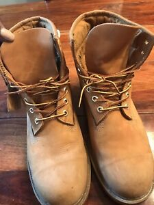 Authentic Timberland boots size 10