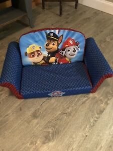 Child's Paw Patrol Couch
