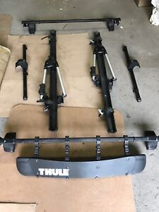 Thule car roof rack fiat 500