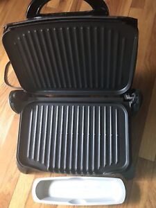 Large George Forman Grill
