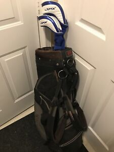 Ogio Stand Bag w DblStrap and 2 beauty LH Mizuno Woods!!!