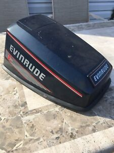 Evinrude Engine Hood Cover