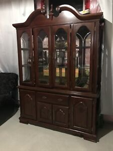 Dining / China Cabinet / Hutch / Display Cabinet
