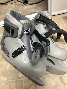 CCM Kids Adjustable Skates. Size 8-11