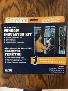 Window Insulating Kit