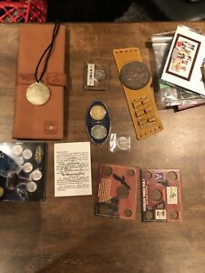 Coin/stamp collection