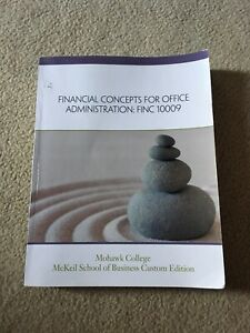 Financial Concepts for Office Administration