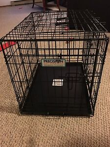 Puppy or small dog crate