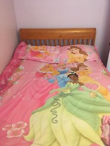 Double size princess bedroom (sold ppu)