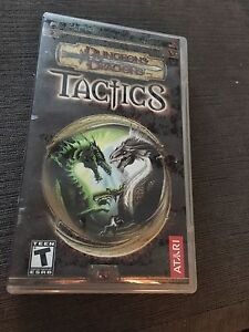 Tactics dungeons and dragons