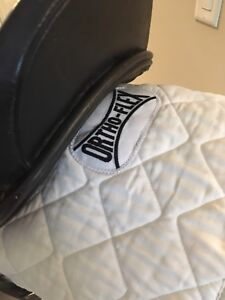 "Orthoflex 17"" Dressage Saddle"