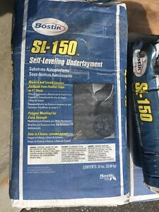 Self Leveling Compound