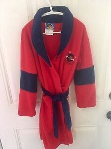 Diego bath robe ,size 6, excellent condition, smoke free
