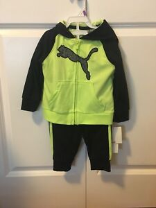 12-18 months 3 Piece Puma Outfit - Brand New