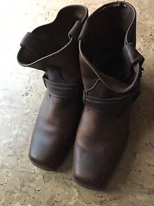 Men's Element X Leather Steel Toed Boots
