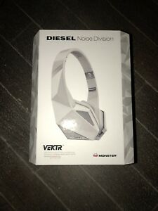 Monster Diesel VEKTR Designer On-Ear Headphones
