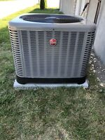Quality hvac work with competitive pricing.