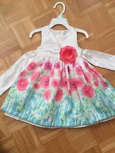 New without tags.  Dress for baby girl.  18m