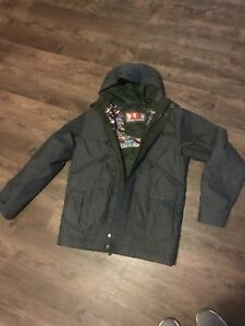 Brand new men's small under armour winter jacket