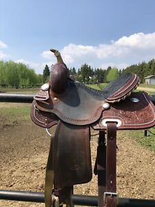 Billy Cook Saddle | Kijiji in Alberta  - Buy, Sell & Save
