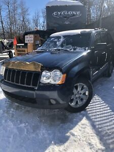 2008 Jeep Grand Cherokee DIESEL price reduced