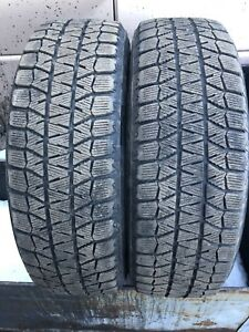 175/65/15 Bridgestone Blizzak winter tires