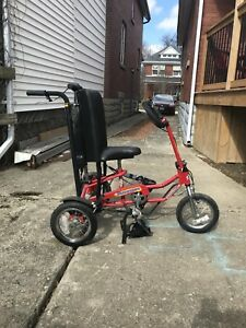 Adaptive Tricycle for Sale (JUST IN TIME FOR SPRING)